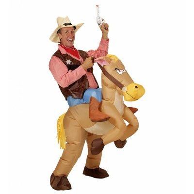 Opblaasbaar Paard Volwassen
