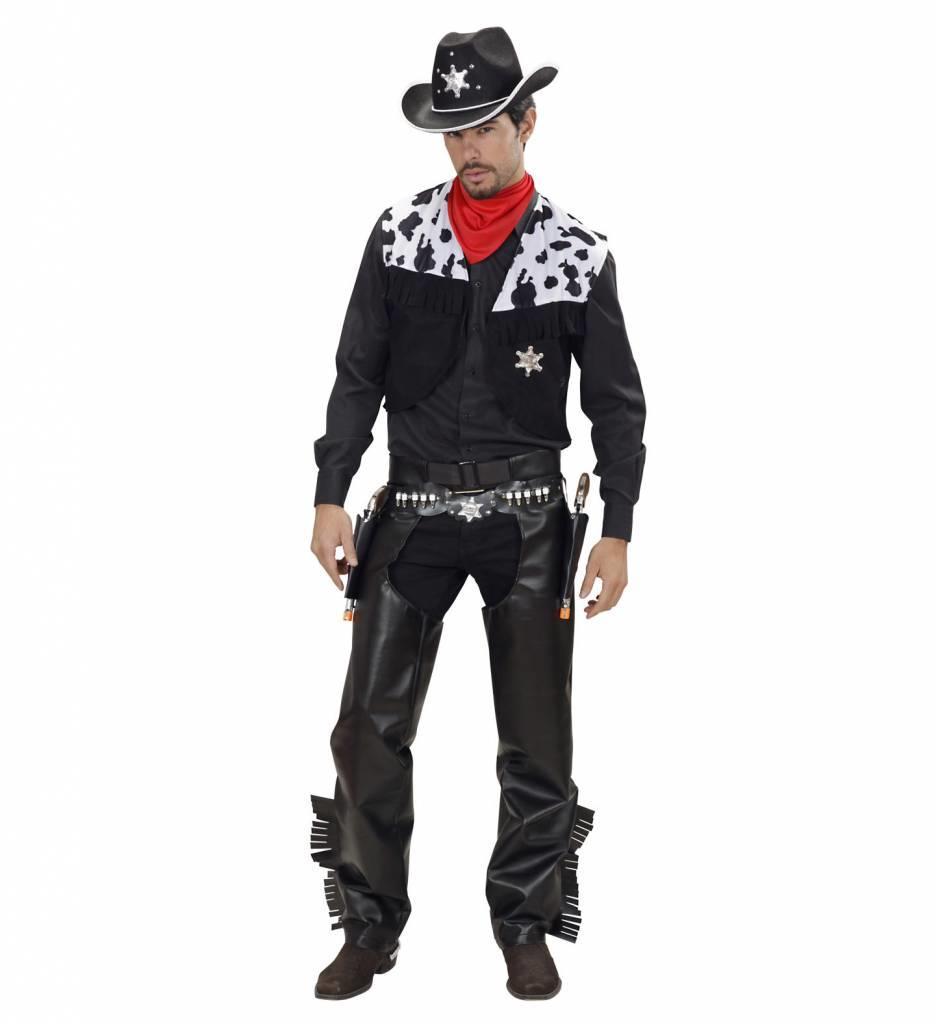 Cowboy Zwart
