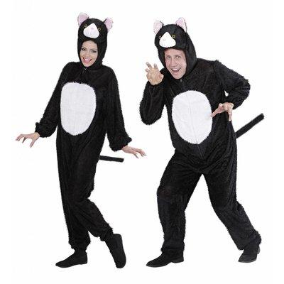 Pluche Katten Kostuum Volwassenen