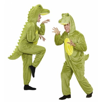 Pluche Krokodillenpak