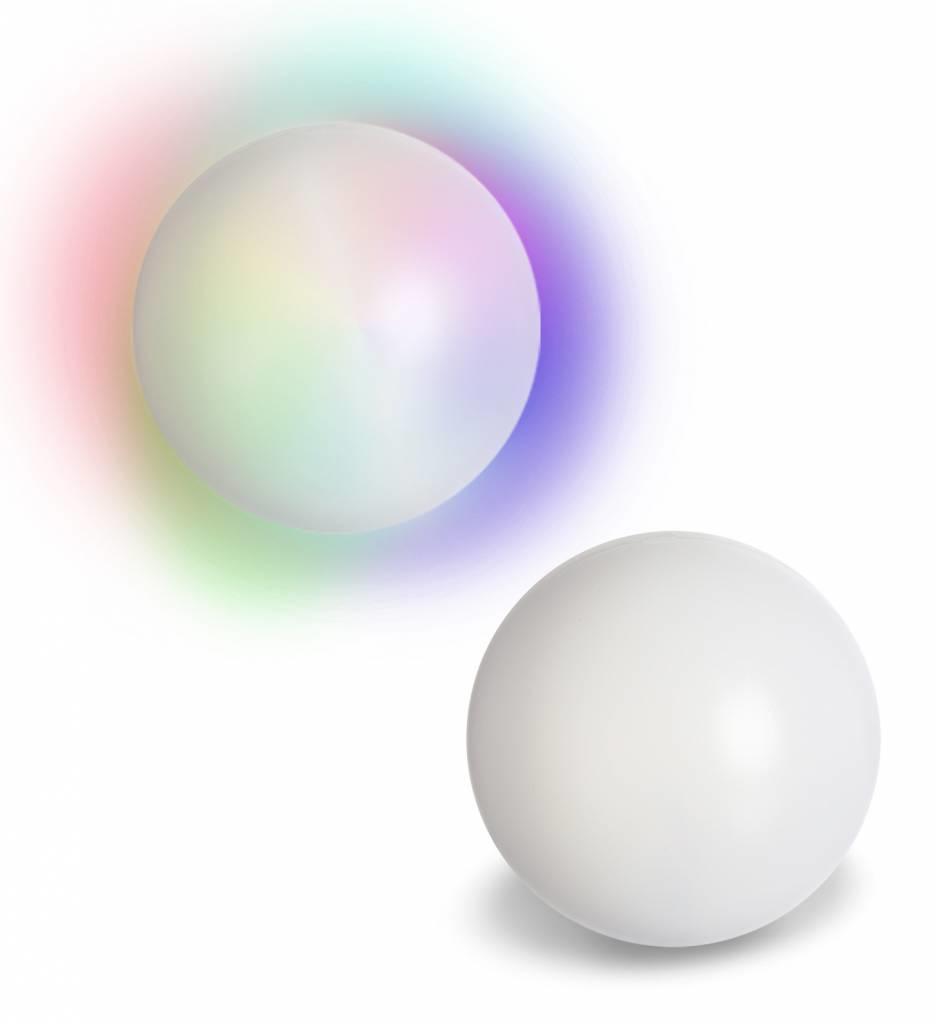 Kristallen Bol Met Licht