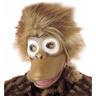 Masker Gorilla Met Plush Haar