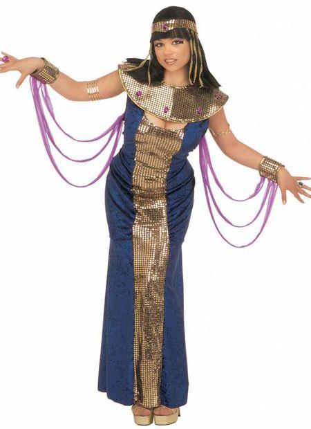 Cleopatra, fluweel