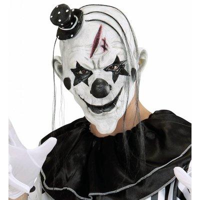 Masker Killerclown Met Haar En Minihoed