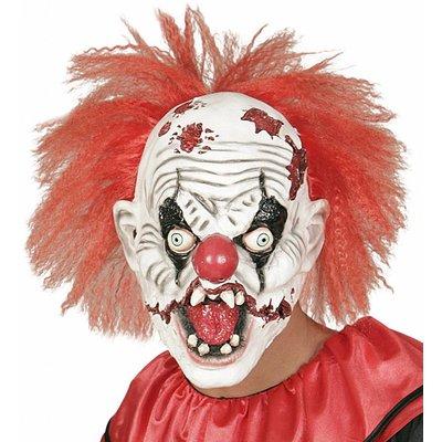 Masker Killerclown Met Haar