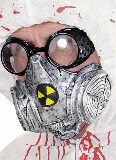 Latex gasmasker