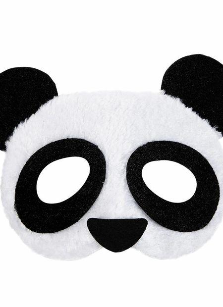 Plushe oogmasker, panda