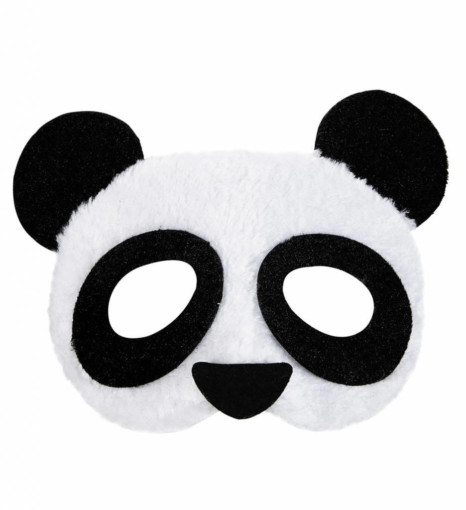 Plushe Oogmasker Panda