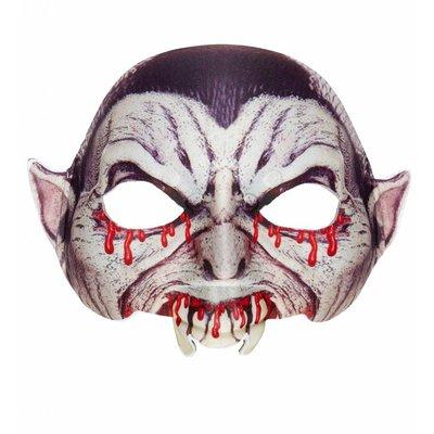 Kinloos Vampier Masker