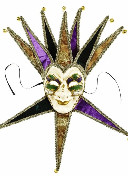 Venetie masker, joker