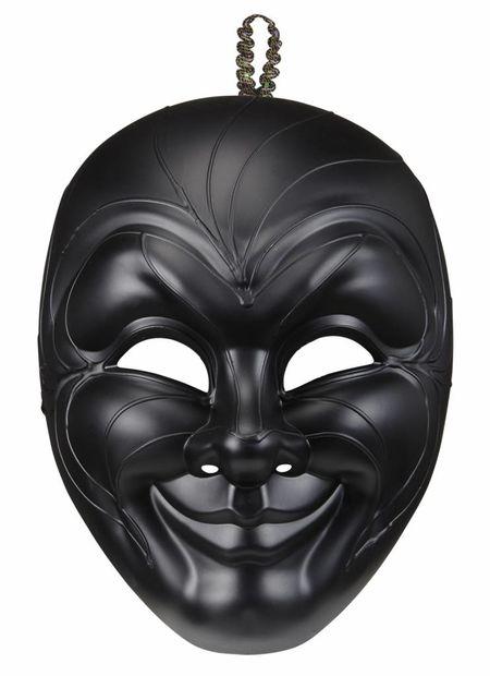 Masker, donkere venetiaanse man