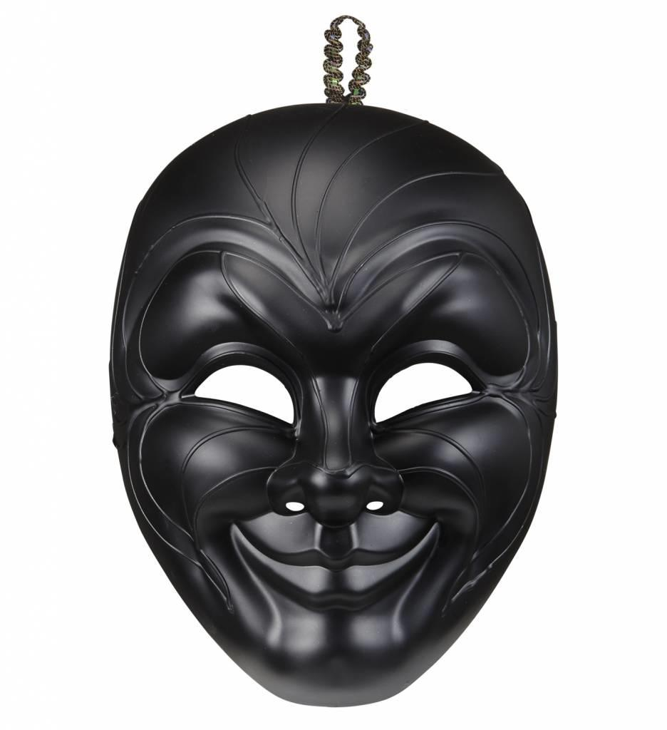 Masker Donkere Venetiaanse Man