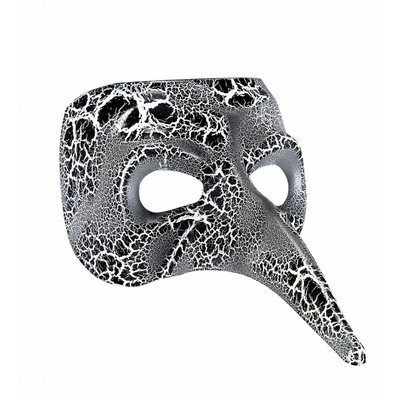 Venetiaans Masker Met Lange Neus