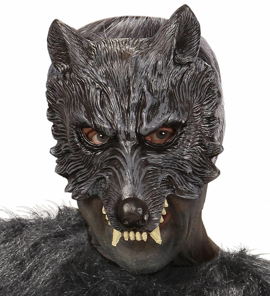 Masker Wolf Foam