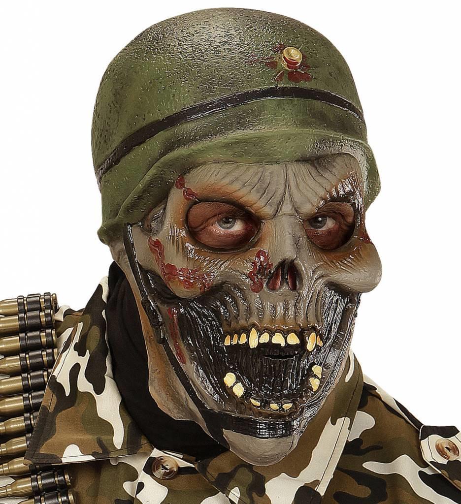 Masker Zombie Soldaat