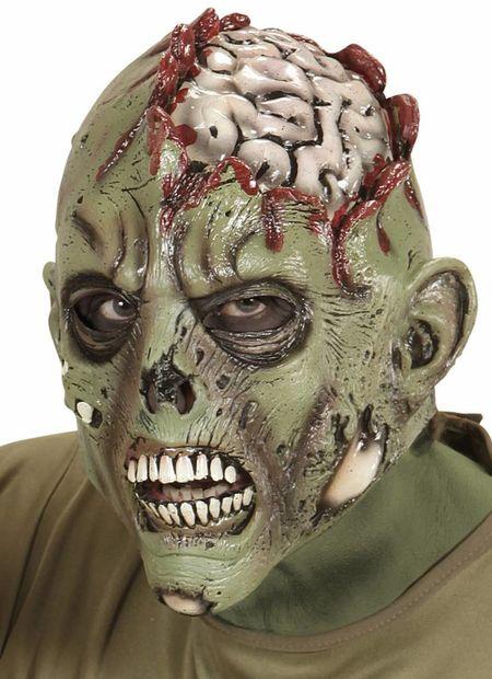Masker hersenopertie zombie