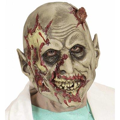 Masker Laboratorium Zombie