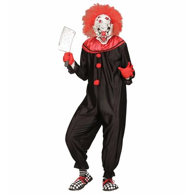 Killer Clown Pak Zwart