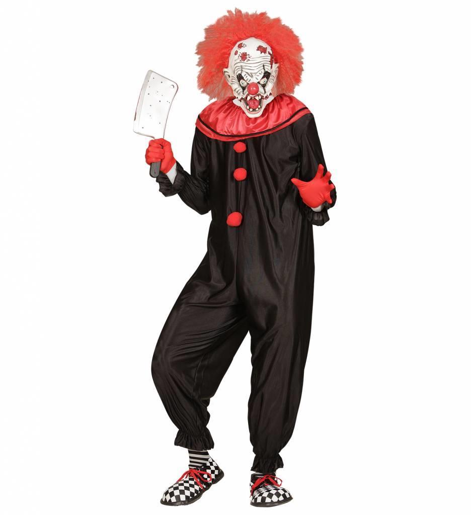 Killer Clown Pak Zwart