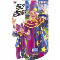 Widmann Clown Met Sterren Kind