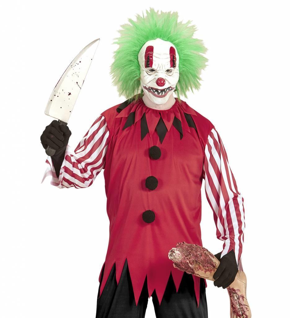 Horror Clown Pak Rood
