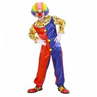 Widmann Kinder Jumpsuit Clown