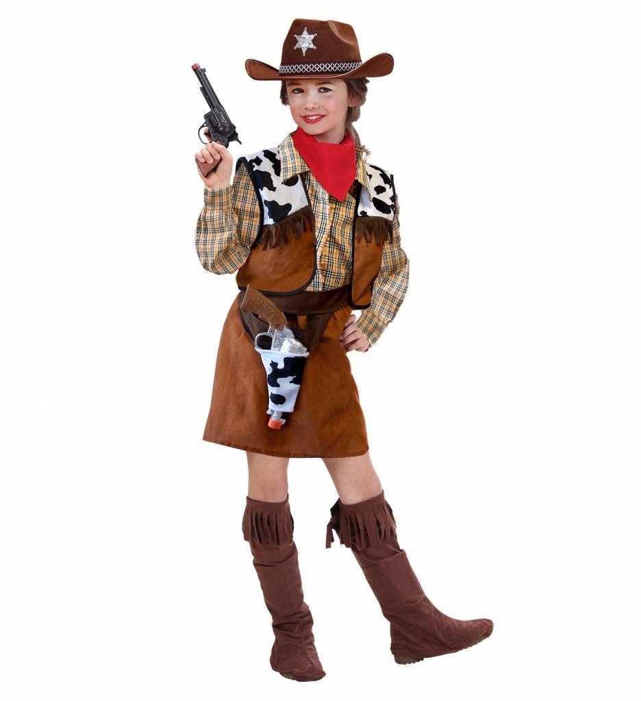 Western Cowboy Meisje