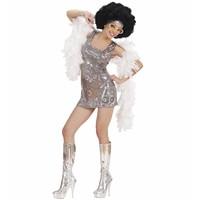 Widmann 70'S Disco Diva Holografisch