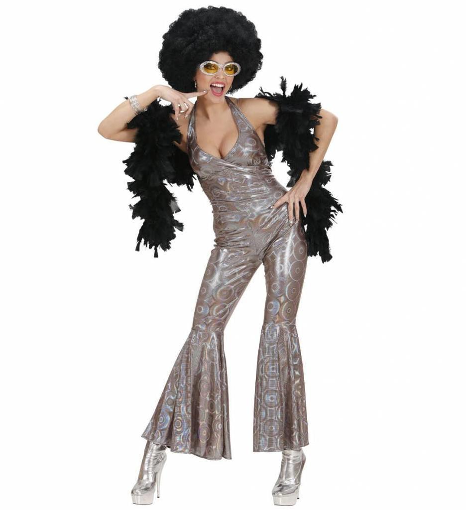 70'S Disco Queen Holografisch