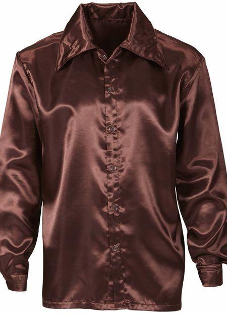 Discoshirt70's bruin