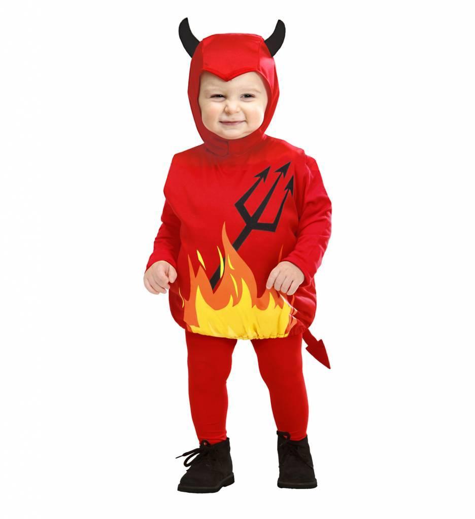 Opgevulde Duivel Kind