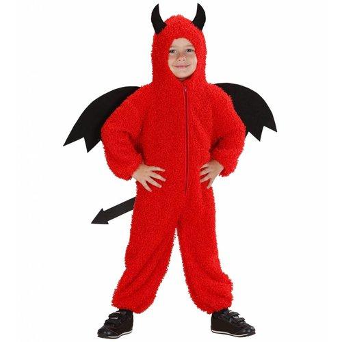 Widmann Halloween Kostuum Duiveltje Kind