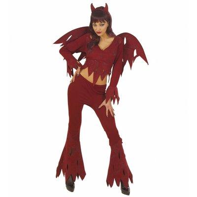 Woeste Duivel Kostuum Dames