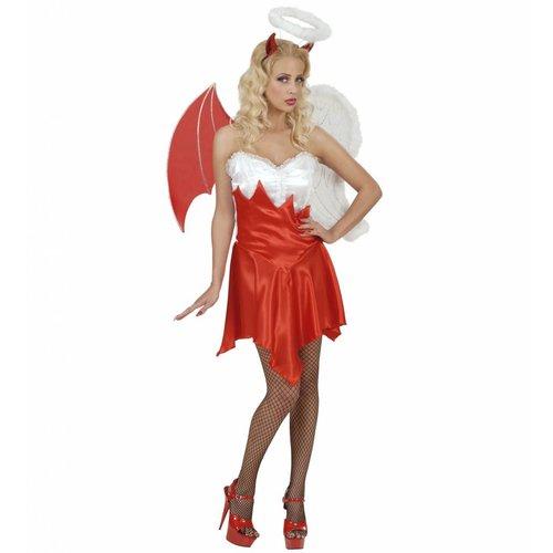 Widmann Engel Duivel Kostuum