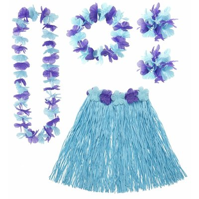 Hawaii Set Blauw