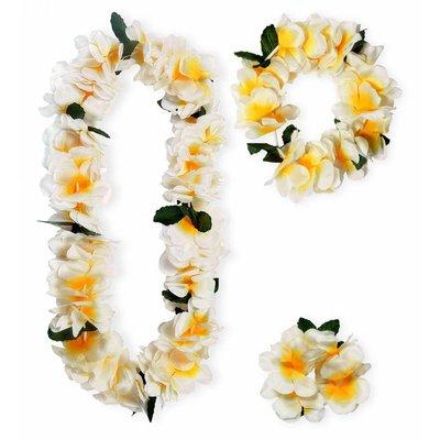 Luxe Hawaiset Waikiki Kroon Ketting En Armband