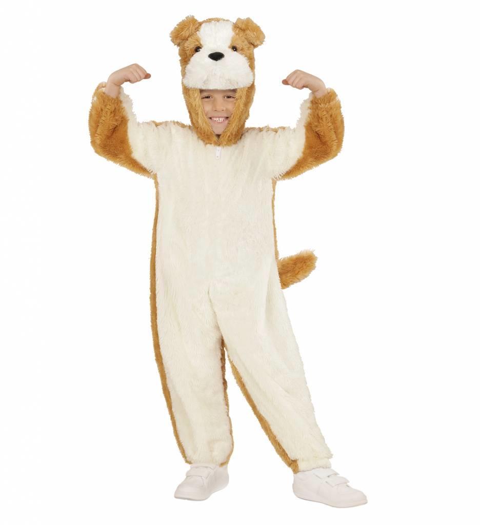 Jumpsuit Met Kap En Masker Hond