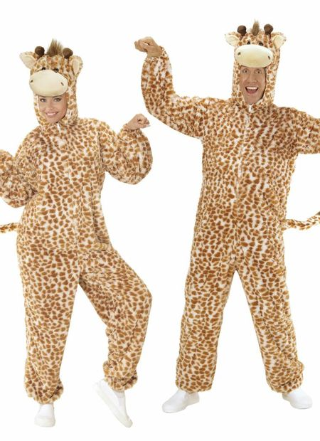 Plushe giraffe