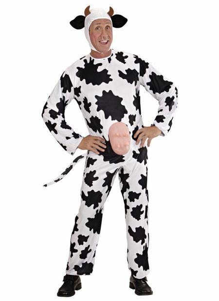 Grappige koe