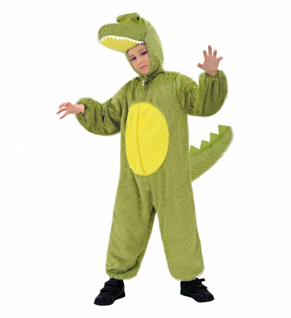 Pluche Krokodil Onesie