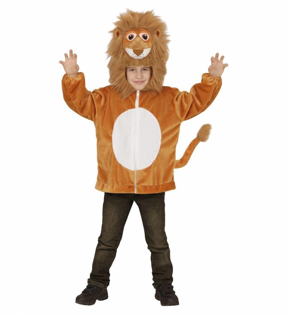 Hoodie Kind Leeuw