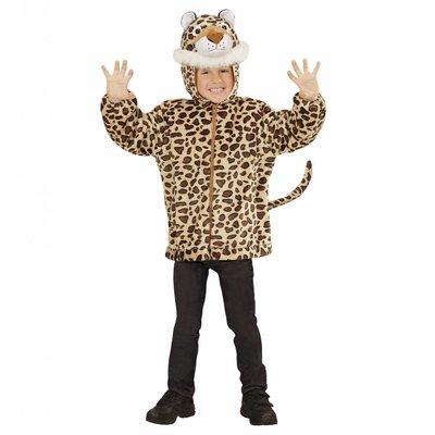 Hoodie Kind Luipaard