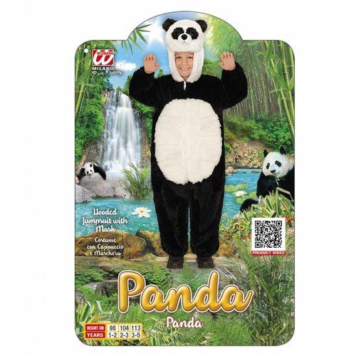 Widmann Panda Onesie Kinderen