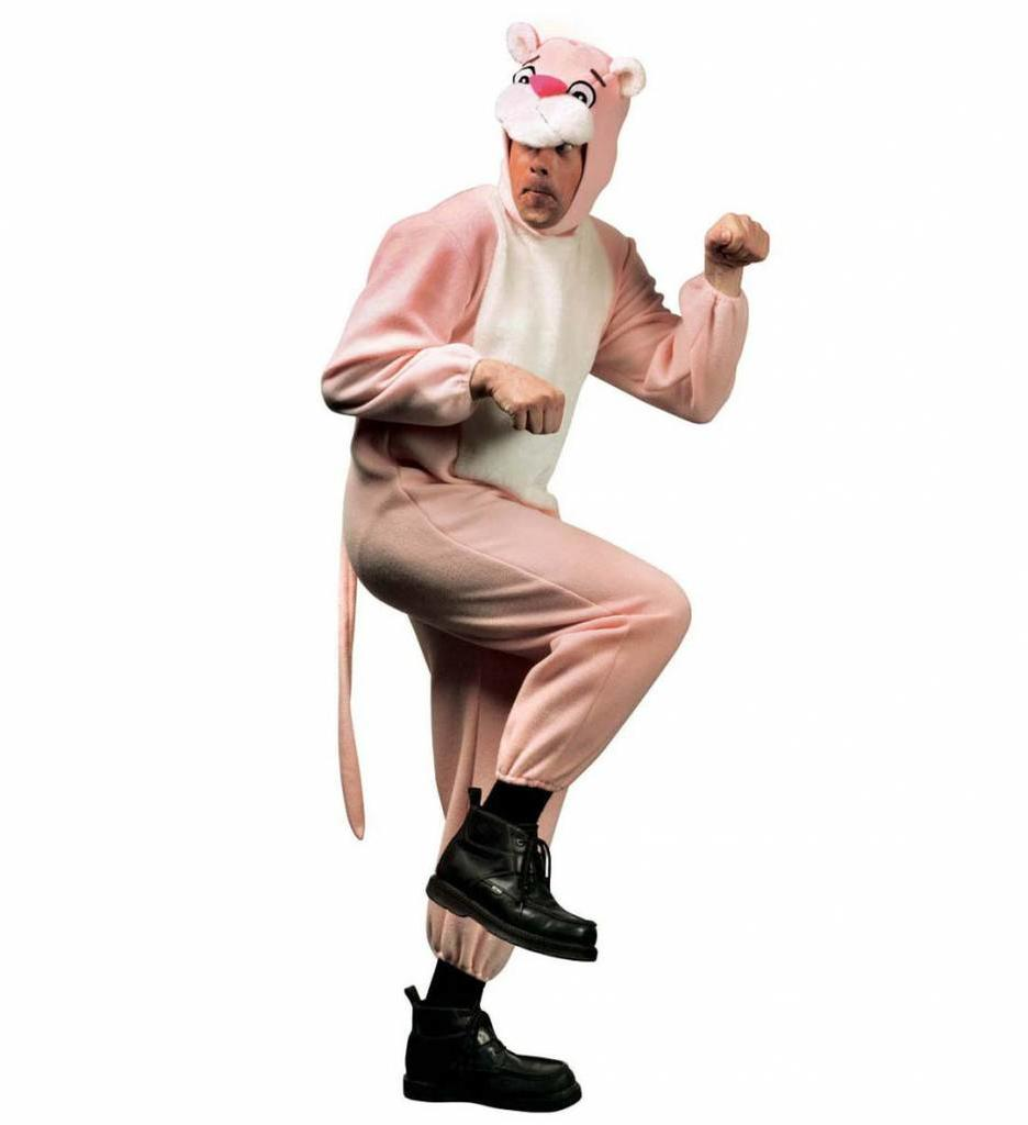 Roze Panter Onesie