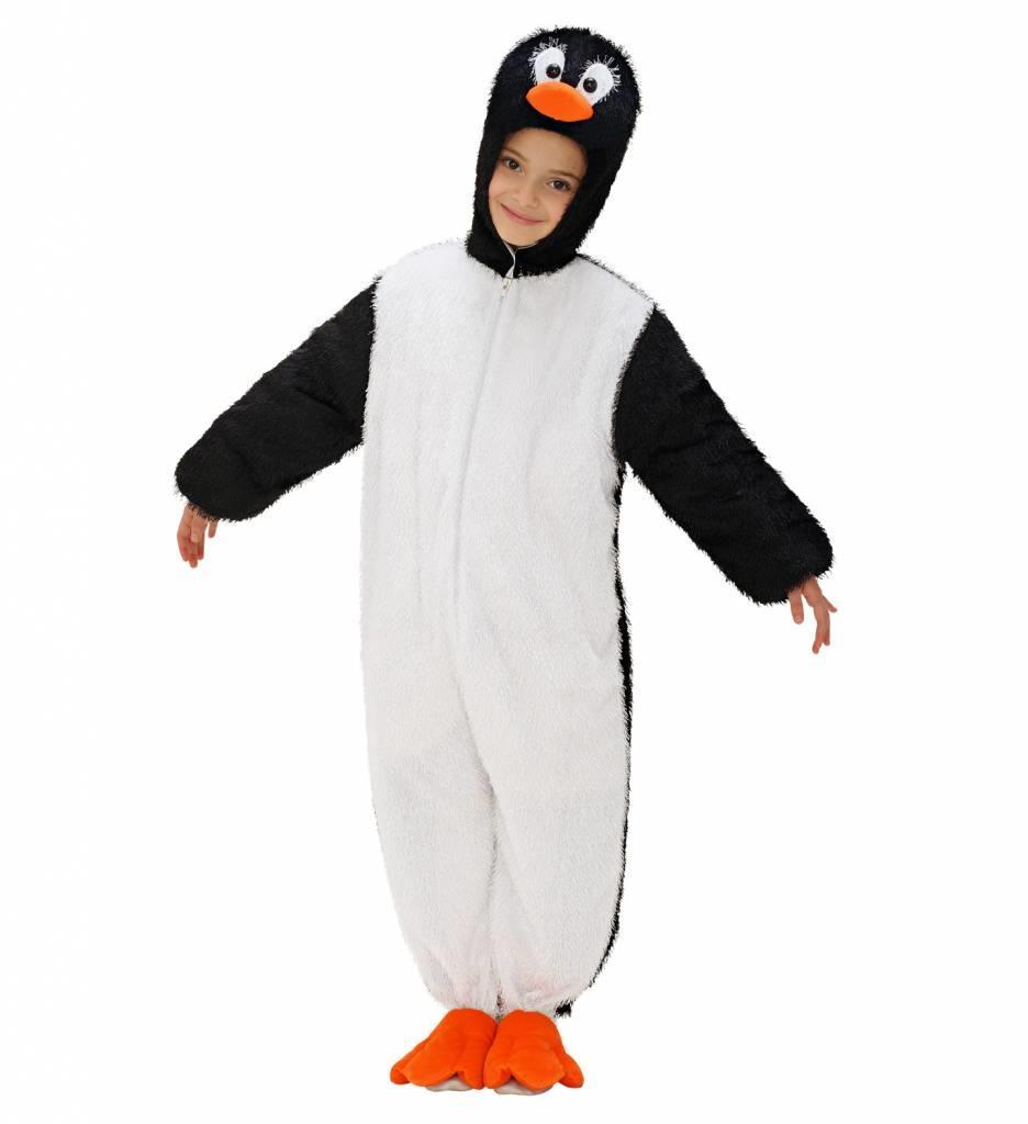 Pluche Pinguin Onesie  Kind