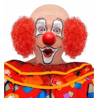 Hoofdstuk Clown Met Rood Haar