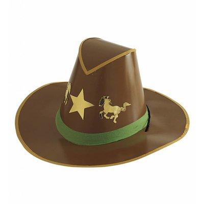 Hoed Carton Cowboy