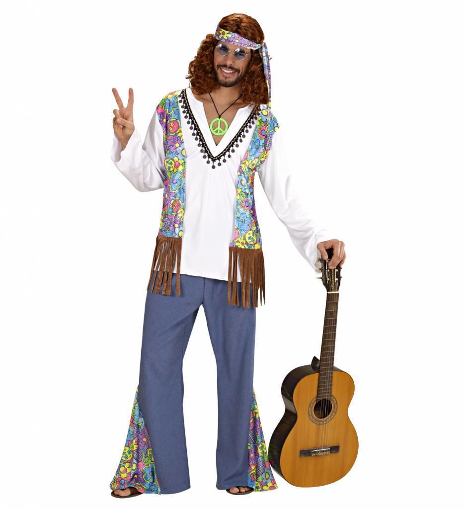 Hippie Man Woodstock