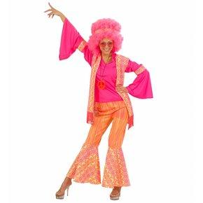 Hippie Dame Roze