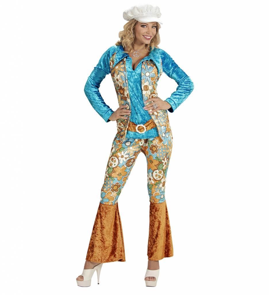 Kostuum Hippie Vrouw